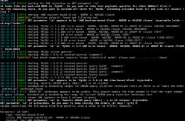 Sqlmap下载与安装使用